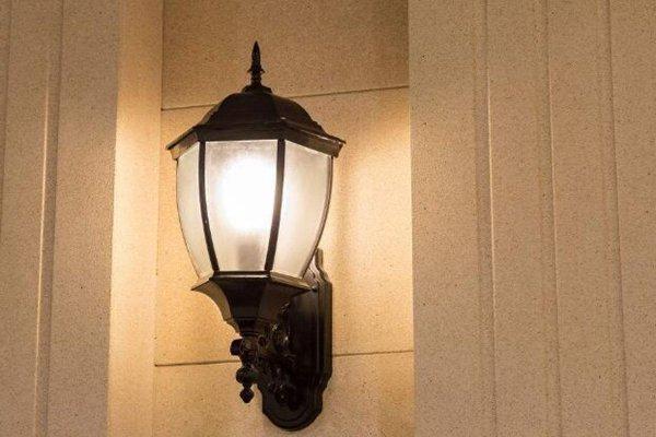 欧式田园壁灯