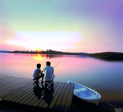 景粼原著 湖居更懂你的生活 房产 第3张