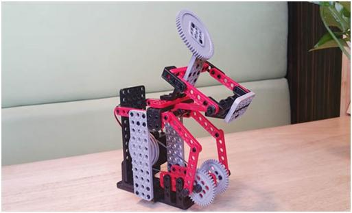 乐博趣机器人教育的领航者