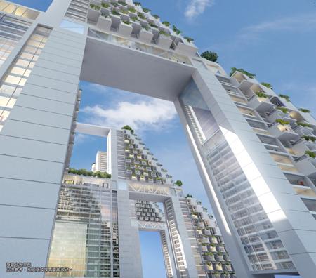 嘉里建设有限公司执行董事钱少华先生介绍,海碧台是嘉里建设在秦皇岛