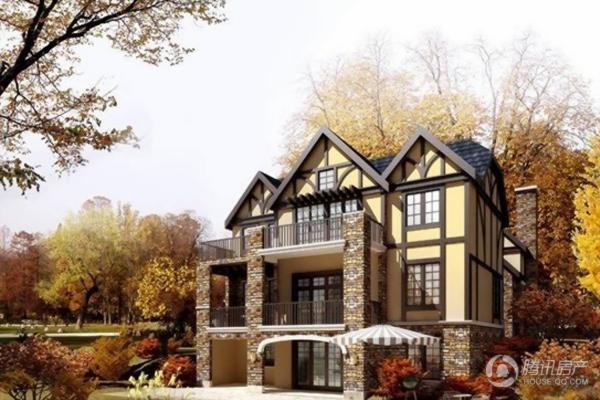 温哥华森林奥北独栋现房总价1500万