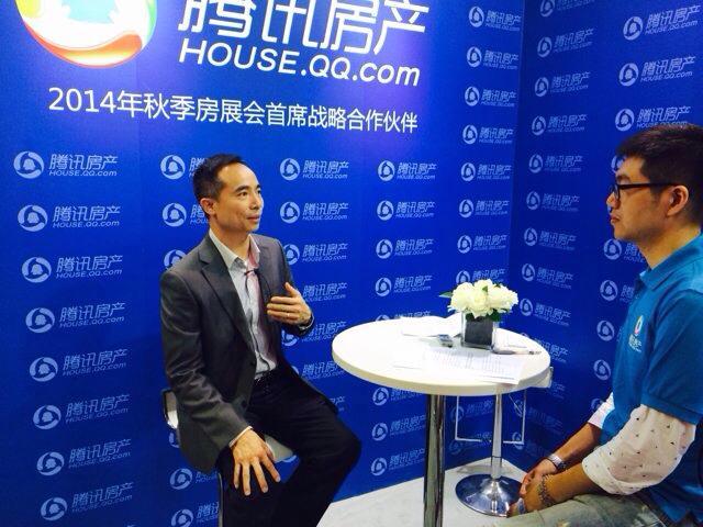 翠金湖董事长黄福光:房地产市场仍将平稳增长