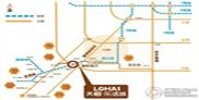 天恒乐活城D5交通图
