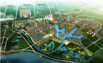 碧桂园莫奈的湖 布局新城育见未来