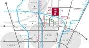 中国铁建国际城乐想汇地图