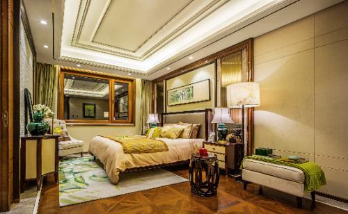 """北京恒大华府不仅打造奢华的法式建筑,更在室内设计上将""""豪宅""""表现得图片"""