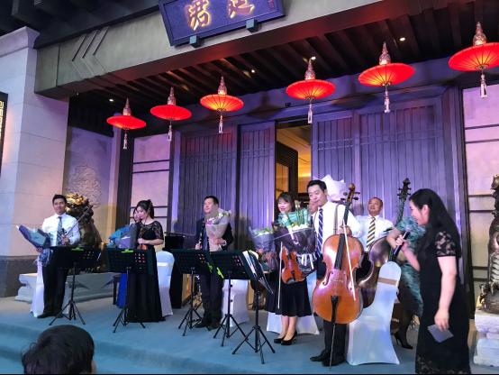 鲁能·钓鱼台美高梅别墅夏季音乐盛典惊艳全城