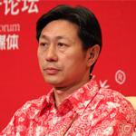 浙江广厦股份有限公司董事长杨玉林