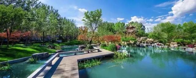 身居丽春湖院子 足不出户独享广阔湖光水色