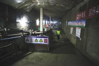 北京今年将建30公里地下综合管廊