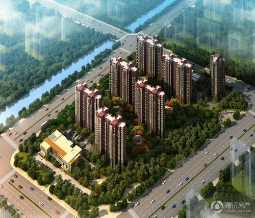 4号线中国水电云立方2-3居在售14600享98折
