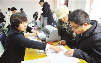 天津:天四里棚改居民喜选新房