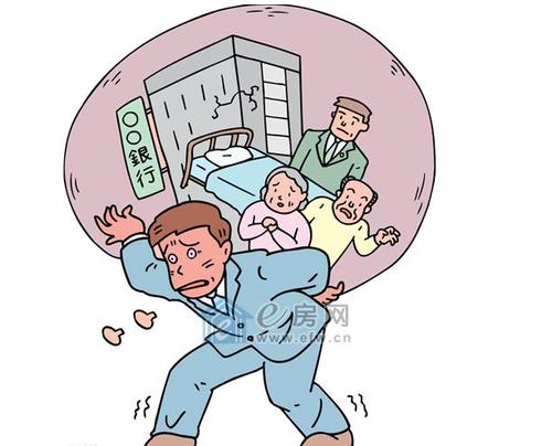 买房的心急没买的焦虑 中国房奴真不好当