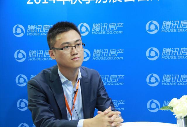 西山云景董自伟:京西区域升级 优越配套打造高端社区