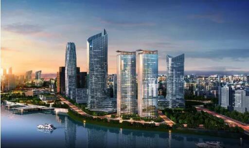 城市与水的邂逅 万科大都会滨江启幕在即