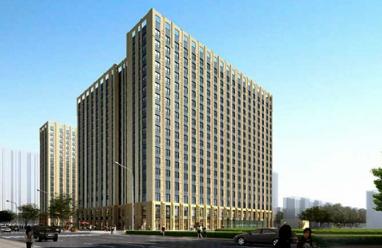 中国铁建国际城・乐想汇效果图