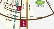 金融街・金色漫香郡交通图
