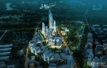 绿地中央广场国际公馆