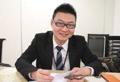 我爱我家北京公司区经理 王欣