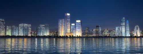 成大广场告诉你 在5A级运河景区办公是什么体验