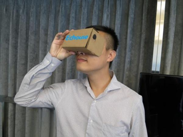 VR技术令相隔千里的楼盘与用户拉近