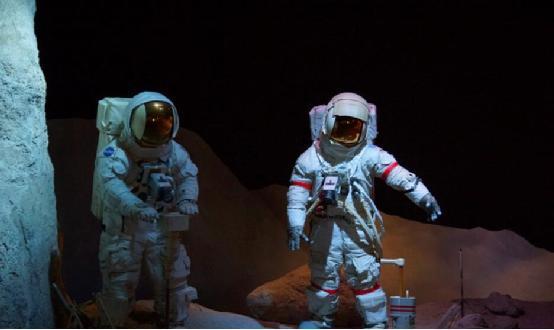 星际特工热映 去美国重温人类走向太空第一步