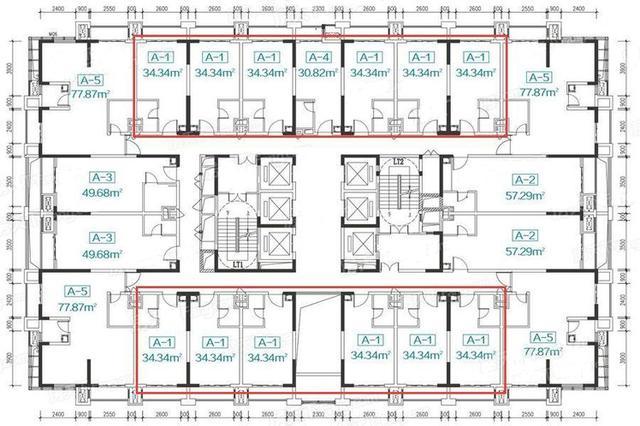 Q友买房:长沙总价40万内地铁旁易出租公寓