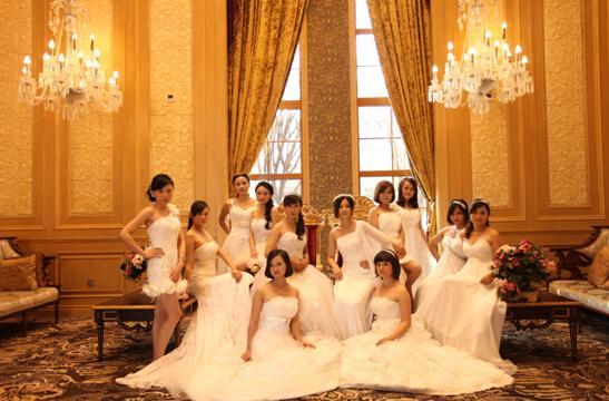 全城热恋结婚嘉宾照片