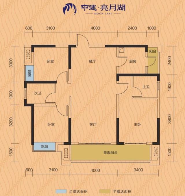 长沙5字头房源推荐 楼盘最低仅需5300元/平米