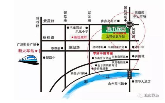 城市绿岛60-3000㎡聚金旺铺 铺铺临街租客招募中!