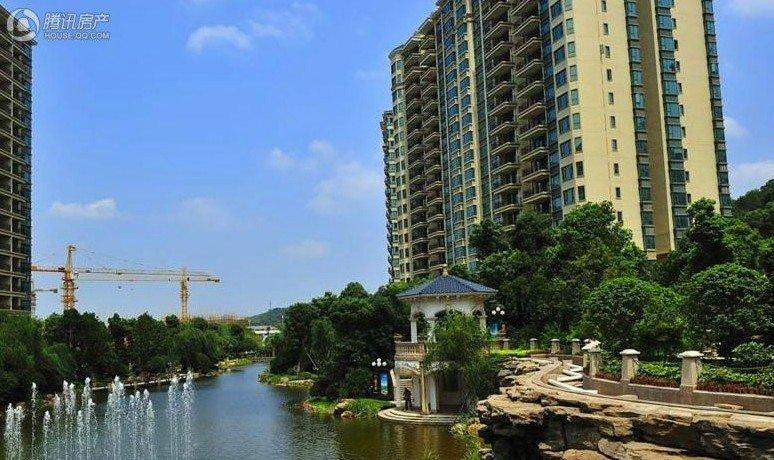 长沙恒大城实景图