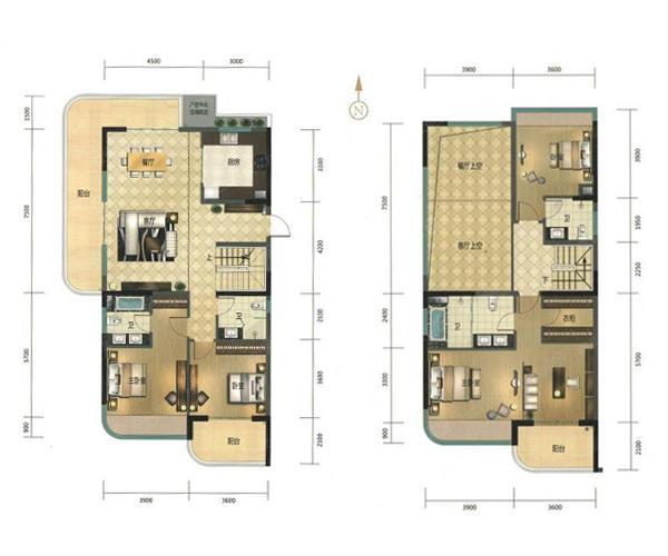 q友买房:深圳上班族 想在长沙买房200平以上复式楼图片