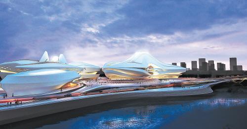 湘江西岸建筑要以矮瘦为美 将降沿江住宅建筑比例