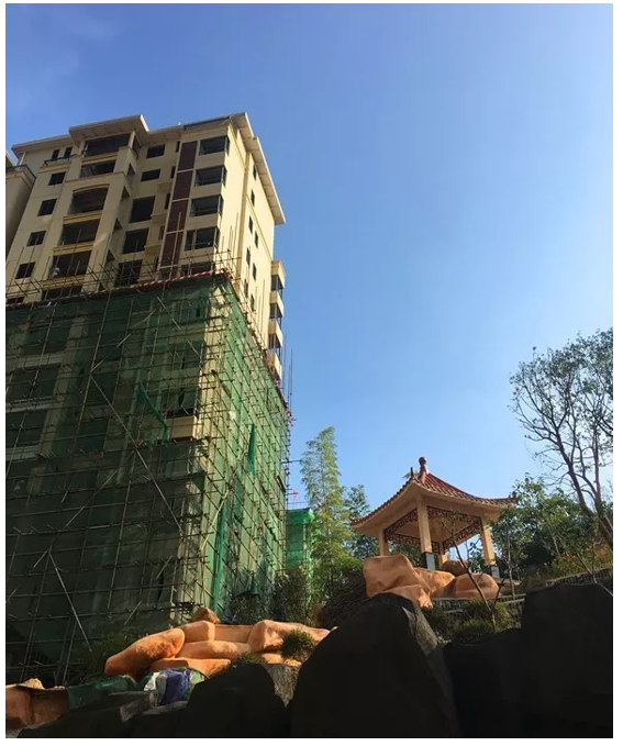 宏德仙域华庭——紫翠阁崭露峥嵘 样板房国庆开放