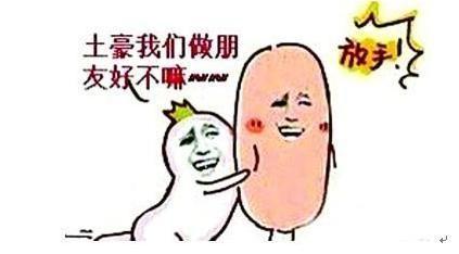 小Q策房:还是的土豪你别猜不装我们汤圆动态朋友酱世界包搞笑表情图片