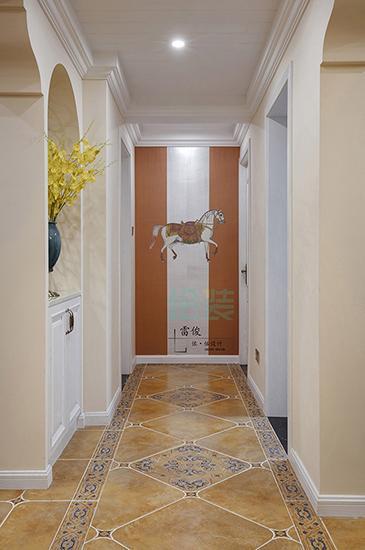 长沙140㎡的惊艳简美家居 进门就美得让人着了迷