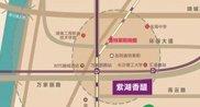 五矿紫湖香醍区位图