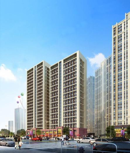Q友买房:长沙树木岭附近首付30万刚需住宅