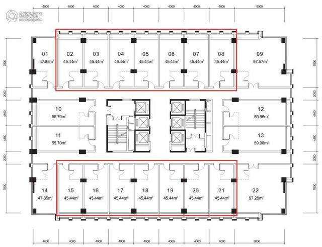 Q友买房:不限购现房公寓 月供仅需1832元/月