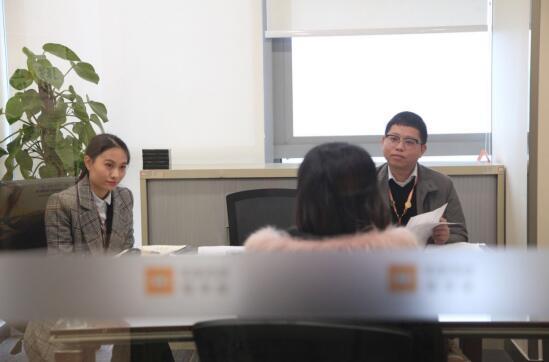 佳兆业地产长沙公司2018年专场招聘会圆满收官