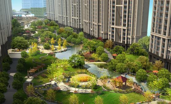 商业且宜居的豪宅规划 乾源升值潜力大