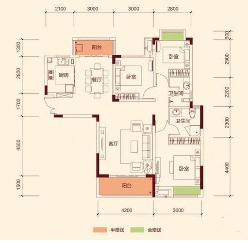 Q友买房:如今买房难不难?求月供4千内地铁旁三房
