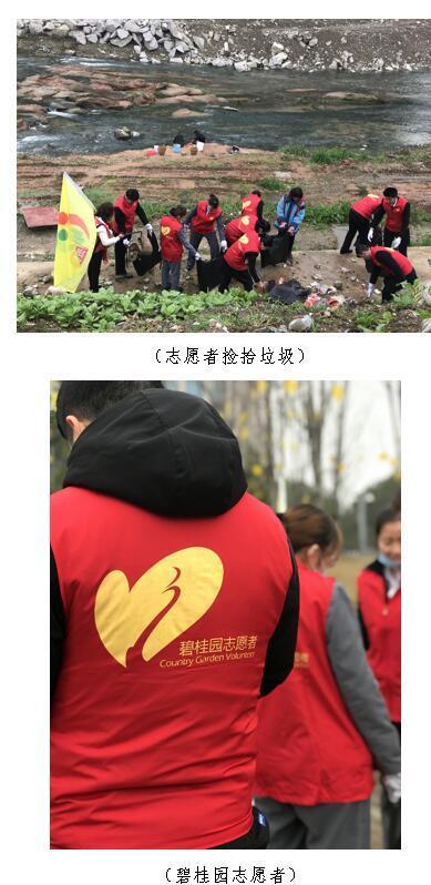 碧桂园:全省多地志愿者联动 开展净滩百平米公益活动