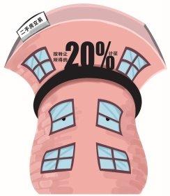新政出台二手房卖家不淡定 急于成交自降5万元