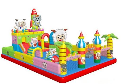 家门口的儿童乐园,为孩子打造欢乐童年