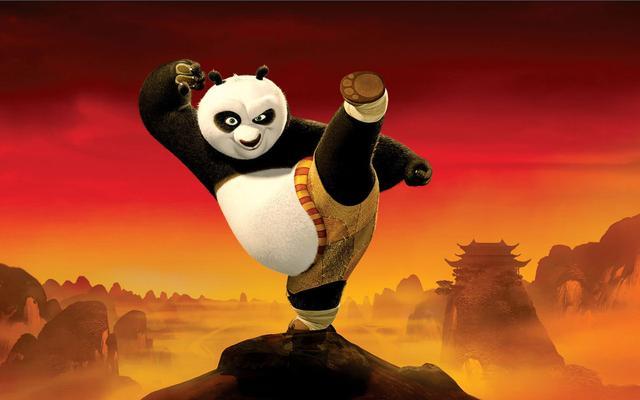 """浓郁中国风建筑的《功夫熊猫3》却是""""歪果仁""""拍的"""