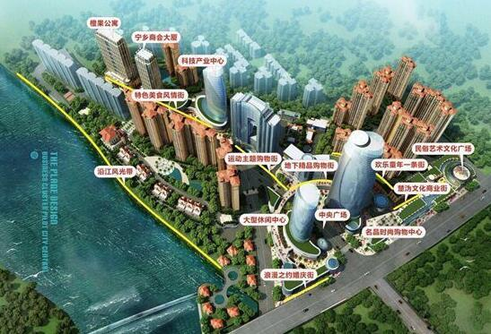 择滨江国际策城而居 畅享十里画廊曼妙魅力
