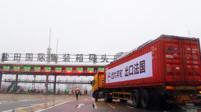 成套别墅首次出口欧洲 中国建筑劳务时代或将终结