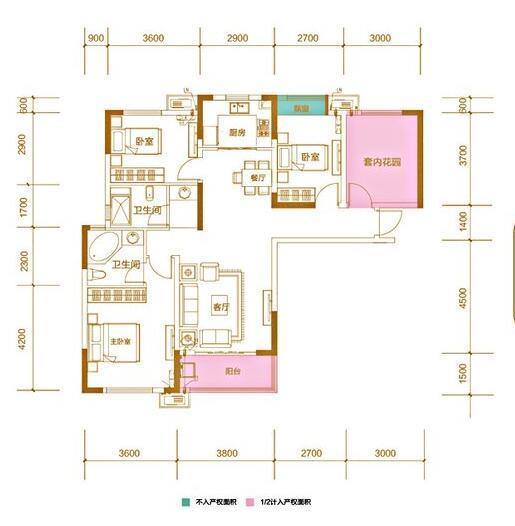 Q友买房:河西120平左右改善型房源 单价1万以内