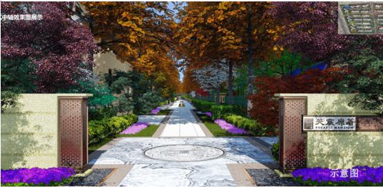 浏河畔龙湖碧桂园天宸原著 景观设计首次揭秘